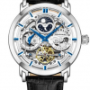 Stührling - Anatol 371 Automatic 47mm Skeleton - Argent